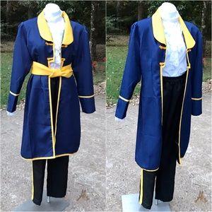 Adult Halloween Fairy Tale Prince Costume Sz Med